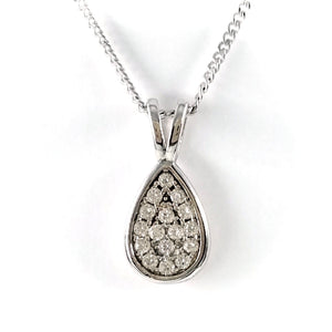 Fine Global Pendant 925 Sterling Silver Pendant with Cubic Zirconia for Fashion Lovers, F.I.N.E, Hope 4897069900770 sterling 925 silver jewellery