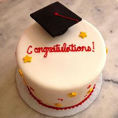 SWEET Success Graduation Cake! Personalize your greeting online!