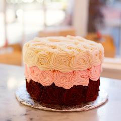 A rose is a rose is a SWEET Cake!