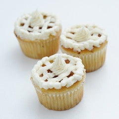 SWEET Apple Pie Cupcakes!