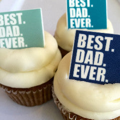 Best Dad Ever Cupcakes! from $48