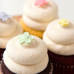 SWEET Flower Cupcakes! From $42