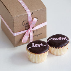 """love mom"" Cupcakes! from $60"