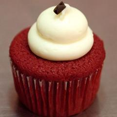 Red Velvet with Classic Cream Cheese Frosting!