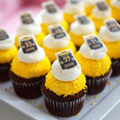 SWEET BRUINS PLAYER Jersey Cupcakes!