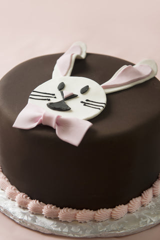 Sweet Easter Peter Cottontail Cake!