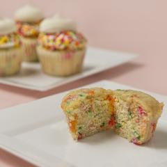 SWEET Box of Confetti Cupcakes from $36