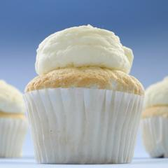 Angel Food with Whipped Cream - Available February 7-March 31