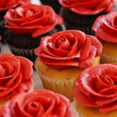 A Rose is a Rose is a Cupcake! from $60