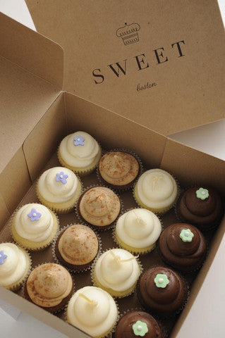 Sweet 16 Box of Cupcakes!