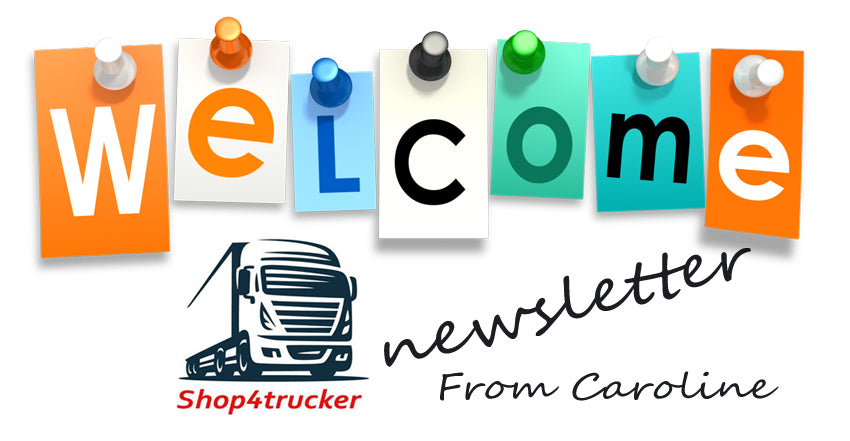 Shop4trucker newsletters being launched today.