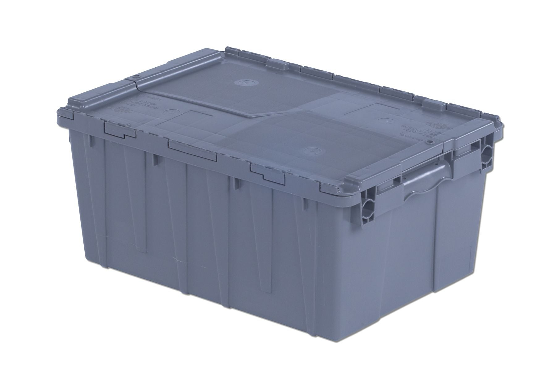 FP143 Flipak Container | 21x15x9 Attached Lid Container