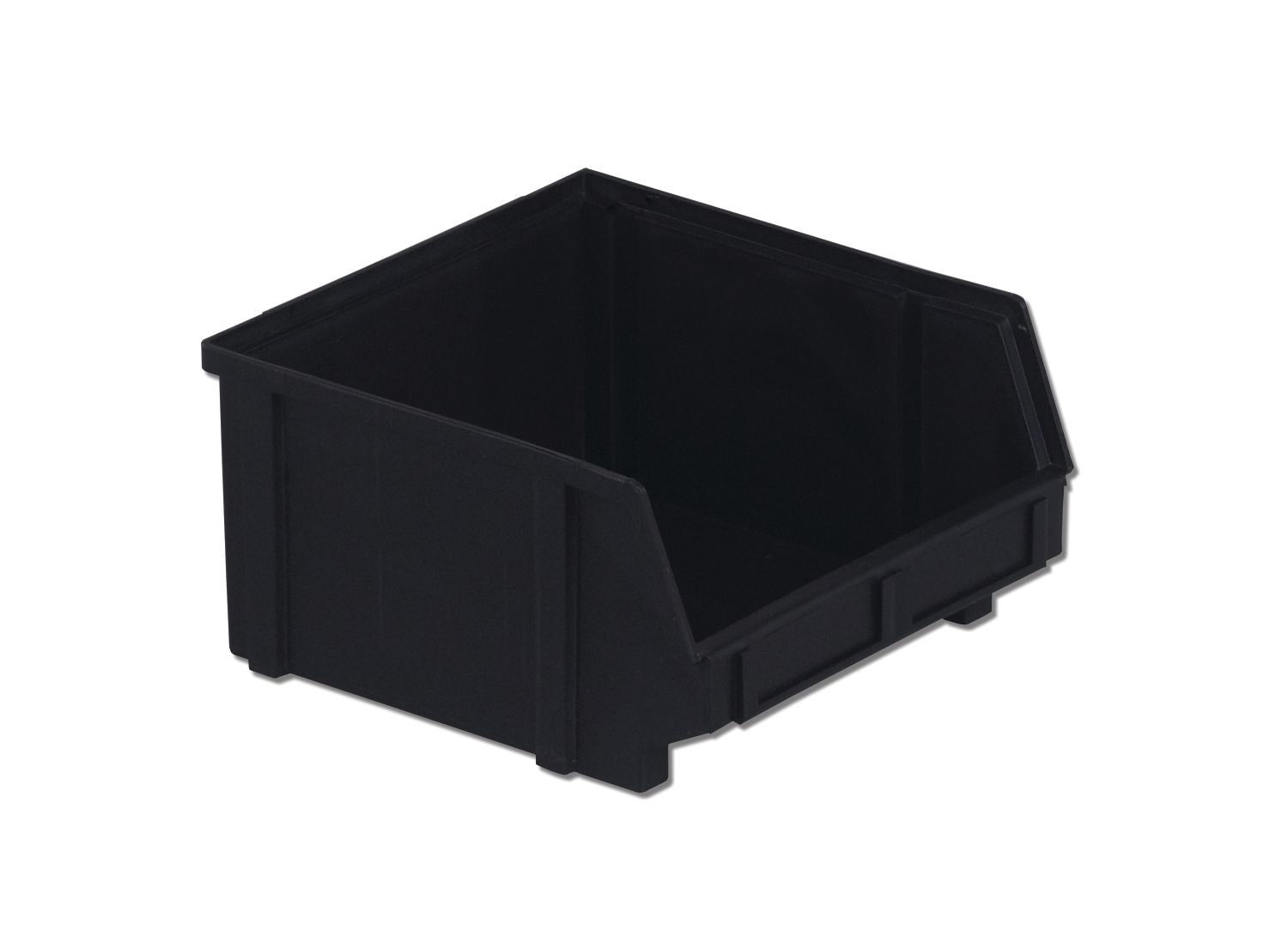 PB31-FXL | 9X9X5 ESD PlastiBox Container | Pack of 8
