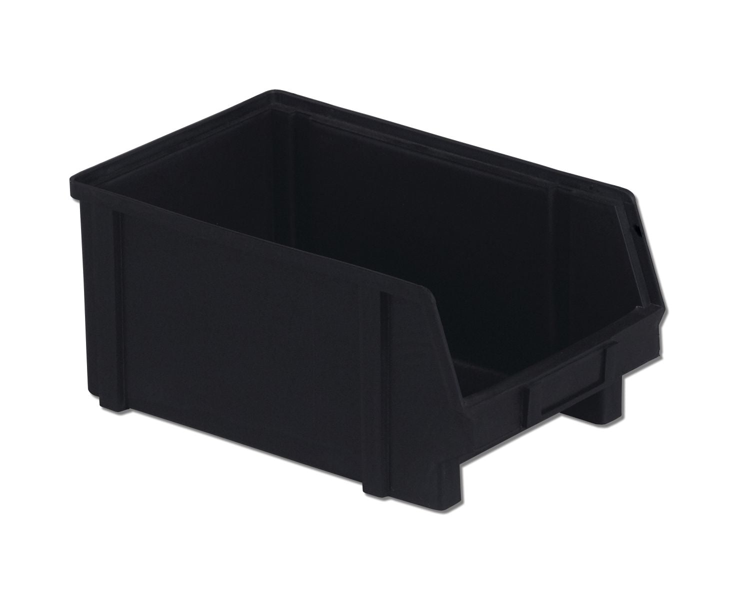 PB40-FXL | 13X8X6 ESD PlastiBox Container | Pack of 12