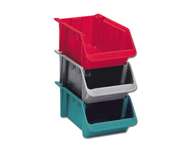 SH2416-8 | 24x16x8 Hopper Bin | Carton of 5