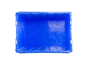 FP182 Flipak Container | 21x15x12 Attached Lid Container