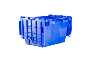 FP06 Flipak Container | 15x11x10 Attached Lid Container