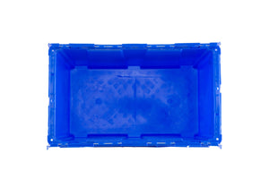 FP151 Flipak Container | 22x13x13 Attached Lid Container