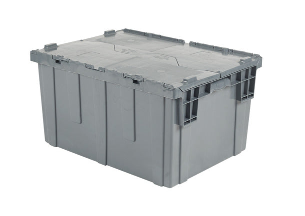 FP403 Flipak Container | 28x20x15 Attached Lid Container