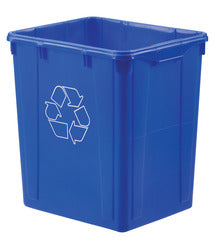 NPL270 | 19x16x21 Recycling Bin | Carton of 4
