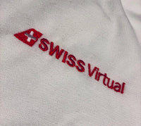 SWISS Virtual Polo Shirt (Stitched Logo)