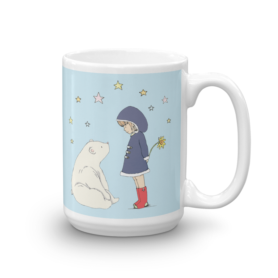 Ceramic Mug - Penny and Ruby