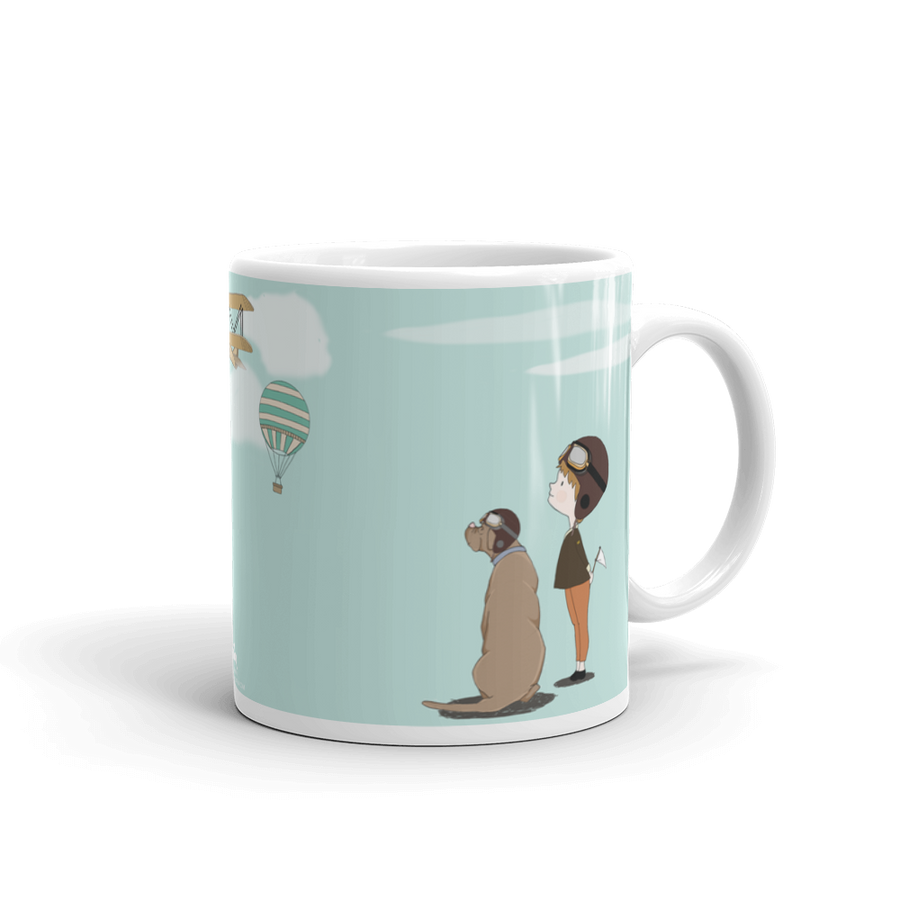 Ceramic Mug - Tom and Lucy