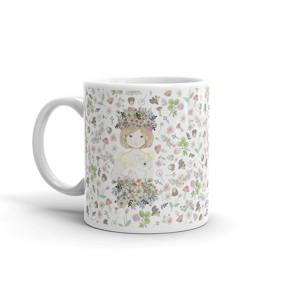 Ceramic Mug - Penny in Spring
