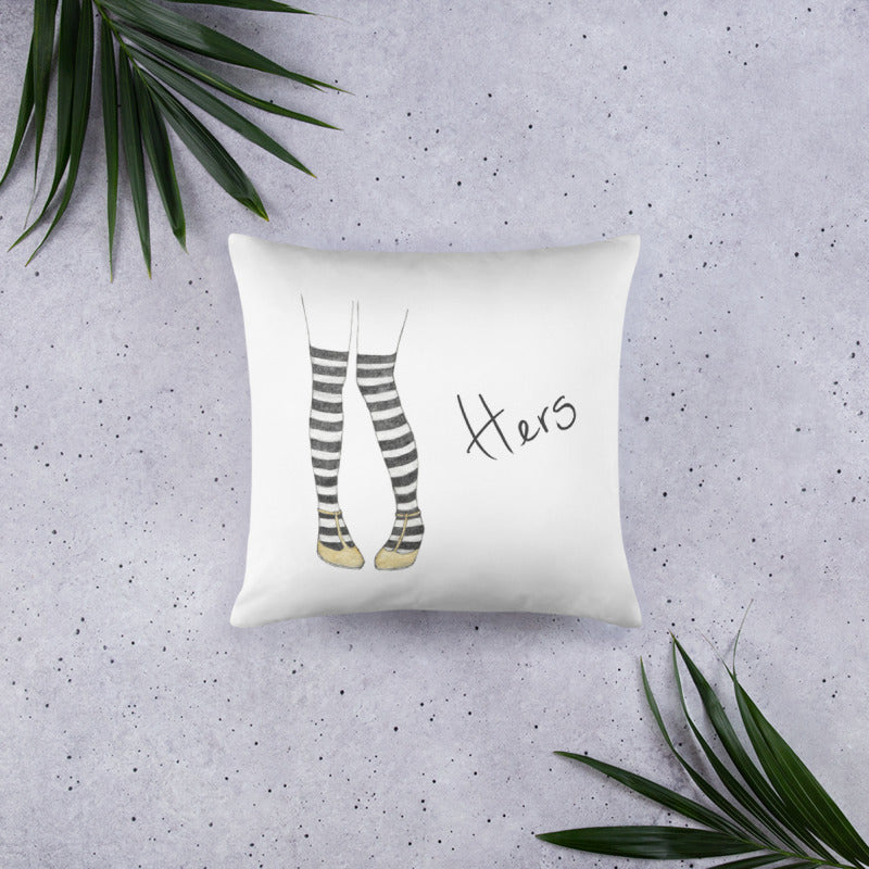 Throw Pillow -