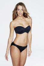 Load image into Gallery viewer, Strapless Smooth Bra with Hidden Boning in Black
