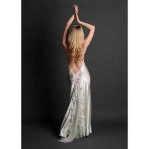 Silk Bias Cut Nightdress