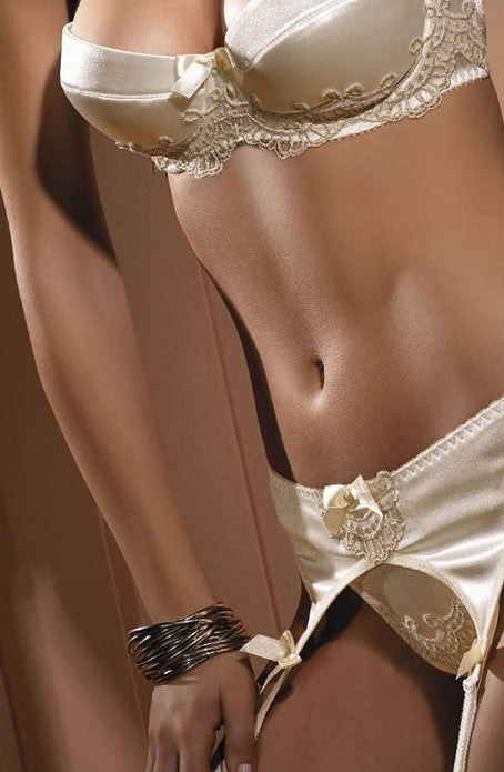 Baroque Embellished Thong