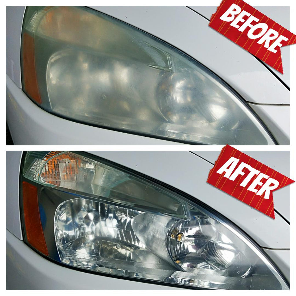 Headlight Restorations