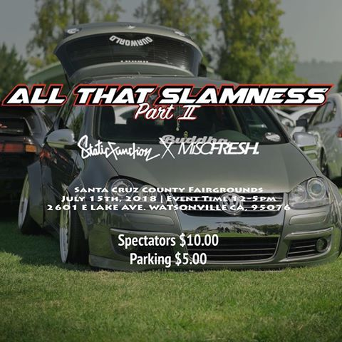 All That Slamness Part II