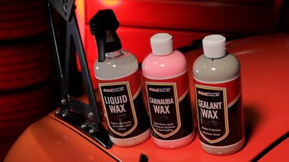 Paint Sealant Protection