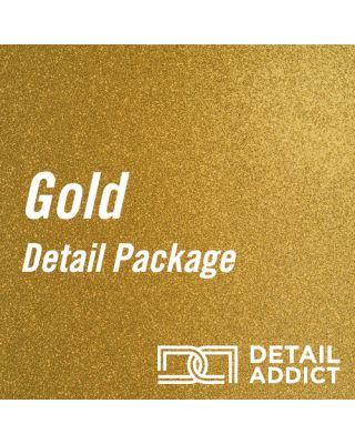 Detail Addict Gold Exterior