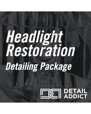 Detail Addict Headlight Restoration