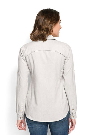 Outsmart Tech Chambray