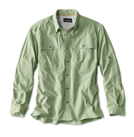 Men's Open Air Casting Shirt L/S
