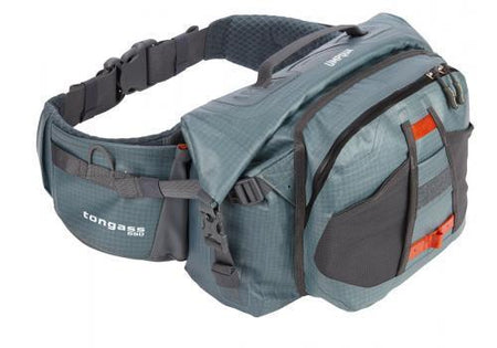 Tongass Waterproof Waist Pack - Steel Blue