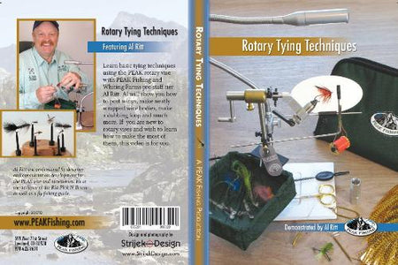 DVD ASM, Rotary Tying Techniques