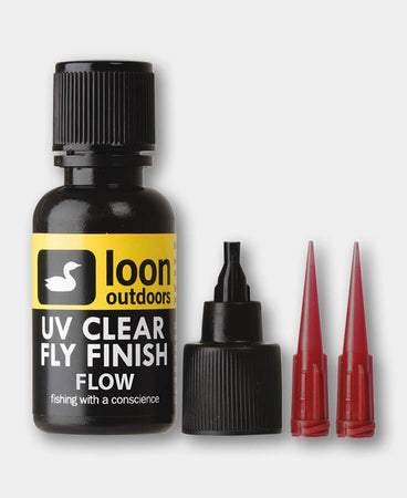 Loon UV Clear Fly Finish - Flow 1/2 oz