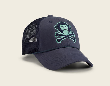 Jolly Rodgers Hat - Dark Blue
