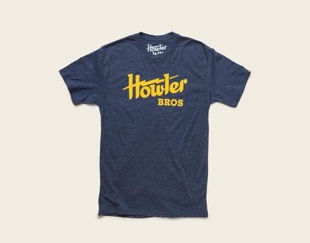 Howler Electric T-Shirt - Midnight Navy