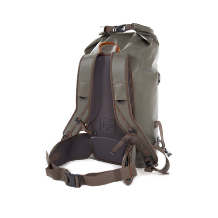 Wind River Roll-Top Backpack - Shale