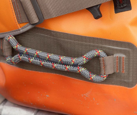 Thunderhead Submersible Duffel-Cutthroat Orange