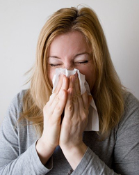 seasonal allergy relief, saline nasal spray, natural nose spray