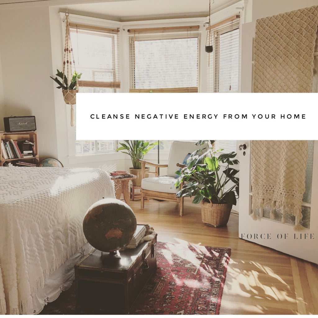 Cleanse and Protect Your Home