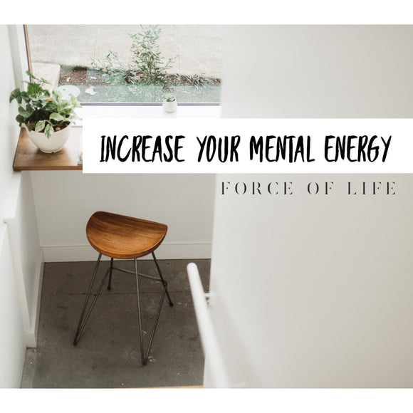Struggling from Mental Fatigue? 3 ways to increase your Mental Energy!