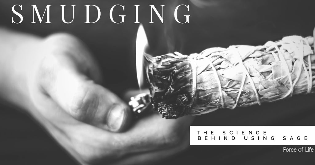 Smudging- The Science Behind Using Sage